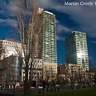 Nortel building by Martin Creely