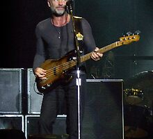 STING & THE POLICE by Asoloma