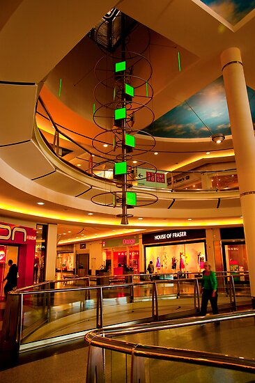 Croydon Centrale: Shopping Centre: UK by DonDavisUK