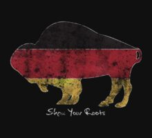 Buffalo Roots - German T-Shirt