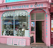 Pink Patisserie by pcimages