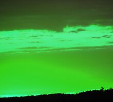 Green Sky  by Robert Burns