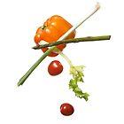 Veggie Toss by Marlene Hielema
