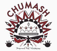 CHUMASH POW WOW SHIRT 2008 by ABSTRACT