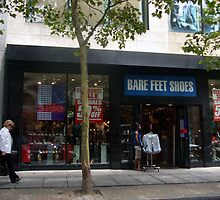Bare Feet Shoes Sale by joannadehart