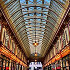 Leadenhall Market by phase44