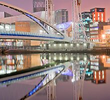 The Lowry-Salford Quays. by maxblack