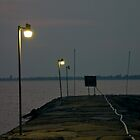 The Empty Pier by Timothy L. Gernert