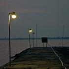 The Empty Pier by Timothy L. Gernert