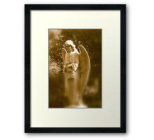 Memories of an Angel Framed Print