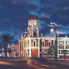 Boulder Town Hall,West Australia by robynart