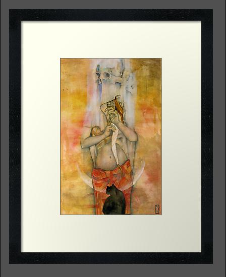 The Veil by Patricia Ariel