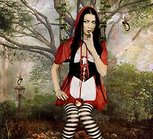 Little Red Riding Hood by AndyPhotography