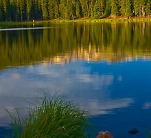 Mt. Evans From Echo Lake by Paul Gana