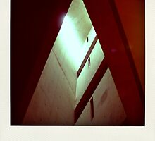 Libeskind's architecture... by polaroids