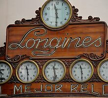 SEVILLA - Andalucia - Timing along a Street! by Daniela Cifarelli