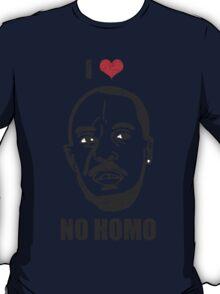 I *HEART* OMAR - 'NO HOMO' T-Shirt