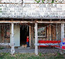 Longhorn Saloon by tanmari