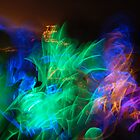 Glow Stick Dance by Angel Perry