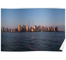 WTC Shadows Poster