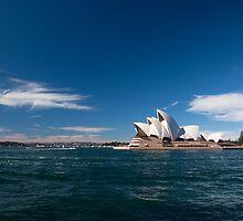 Sydney Opera House by Steven Arnold