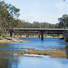 River crossings at Tocumwal ….  by figjam66