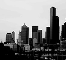 Seattle by Stephanie Exendine