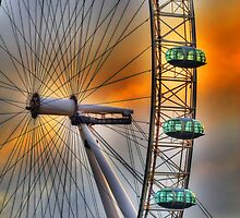 London Eye by phase44