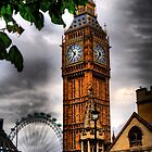 Big Ben by phase44
