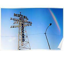 Flagstaff Motel Poster