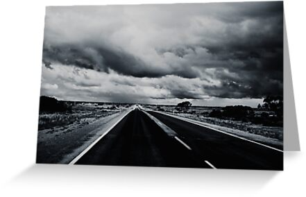 Wild West Highway by DuboisDigital