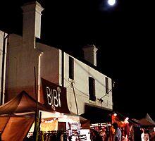 Moonlit Market by DKart
