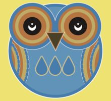 Blue Owl Kids Clothes