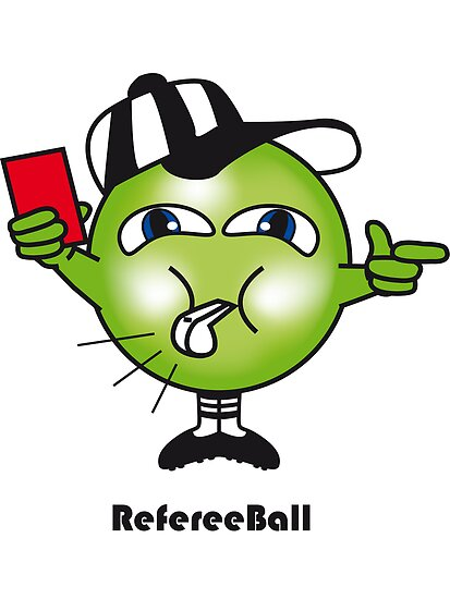 Referee Ball by brendonm