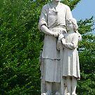 St Joseph at Cussanio Sanctuary (Piemonte, Italy) by katekreations
