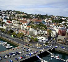 St. Peter Port, Guernsey by KAPgsy