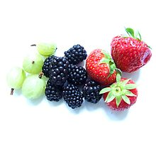 Summer Fruits Photographic Print