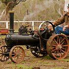 A Steam Man's Toy! by James Vereker