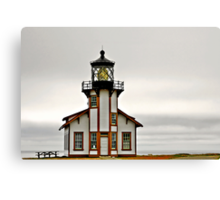 Point Cabrillo Lighthouse, CA Canvas Print