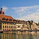 Lucerne by Albert Crawford