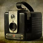 Brownie Hawkeye 2 by Colleen Drew