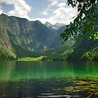 On the Lakeside by Béla Török