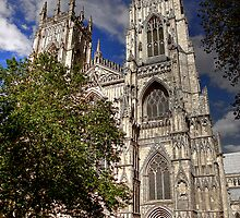 York Minster 3 by Arthur Indrikovs