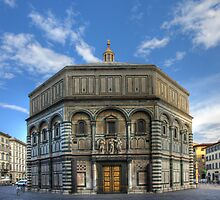 Baptistry by Christophe Testi