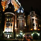 Fairmont Chateau Frontenac by RCRimagery