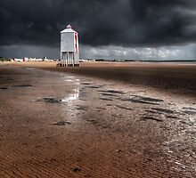Storm over Burnham by greenbunion