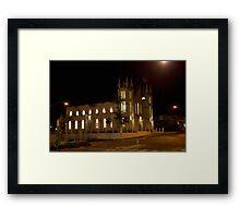 All Aglow - Innisfail, Far North Qld  Framed Print