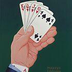 Conmans hand. by Markku Laitinen