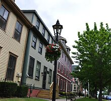 Great George St. South Charlottetown by Craig Blanchard