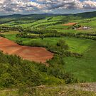 View From the Bluff, Rockville / Dutch Valley by Jamie Roach